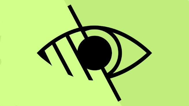 Visual Impairment Icon