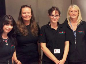 Wellbeing service team two